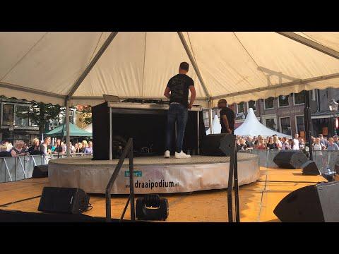 Lange Frans & Michael Ryan Roode Steen Hoorn Lappendag 21 aug 2017
