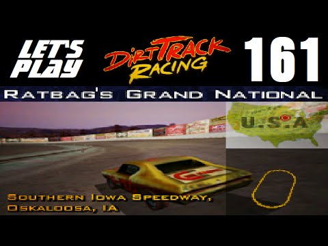 Let's Play Dirt Track Racing - Part 161 - Y12R9 - Southern Iowa Speedway
