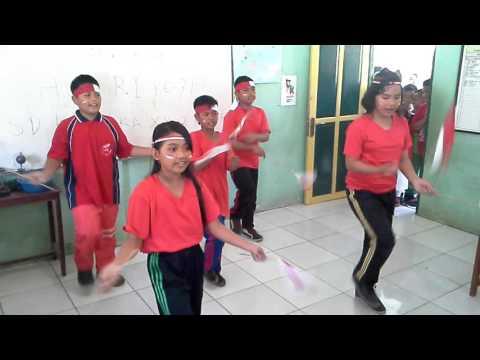 SD KARTIKA XX-2 Makassar (Kelas 6) -Gerak dan Lagu
