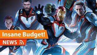 Avengers Endgame Insane Budget & Reasoning