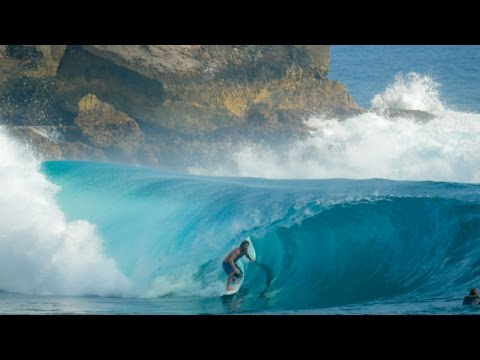 Clay Marzo does Indo | Surfing