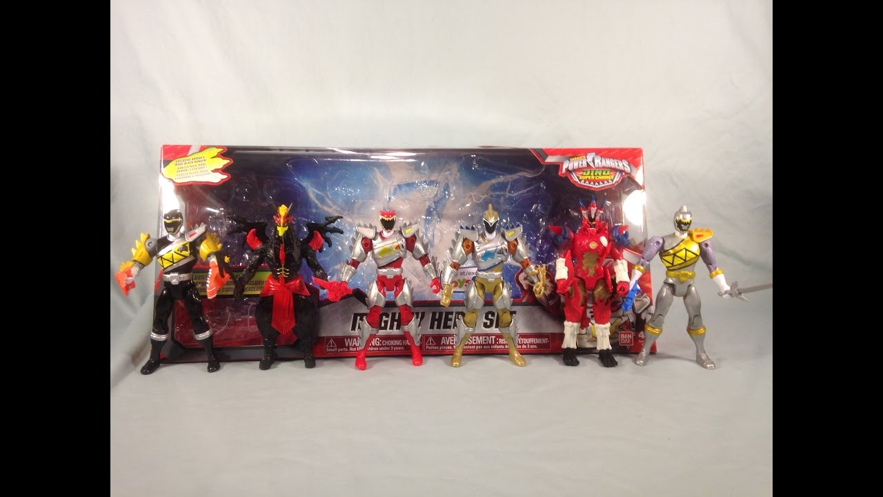 power rangers dino supercharge mighty hero set doomwing singe silver ranger review youtube power rangers dino supercharge mighty hero set doomwing singe silver ranger review