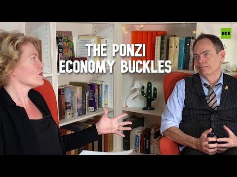 Keiser Report   The Ponzi Economy Buckles   E1679
