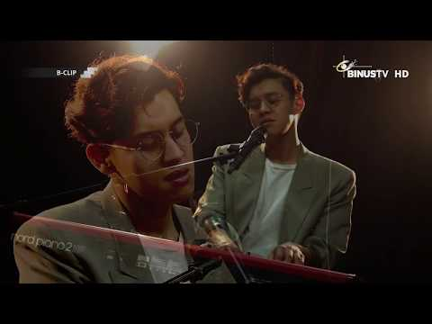 Free Download B-clip #1080 Ardhito Pramono - The Message Mp3 dan Mp4