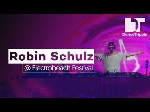 Robin Schulz at Electrobeach Festival, France