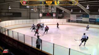 Monarchs vs Hawks  City Finals Game 3