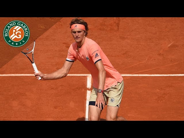Alexander Zverev vs Dominic Thiem - Preview Quarter-Final I Roland-Garros 2018