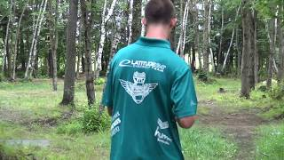 Coverage of the 2nd Round Lead card featuring Garrett Gurthie, Kevi...