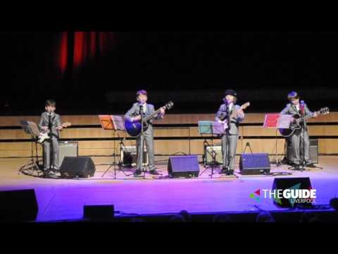 Mini Beatles LIVE @ The Liverpool Philharmonic Hall | The Guide Liverpool