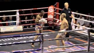 TBN 27.4.2013 - Jaakko Dahlbacka vs. Martin Fouda -63.5kg