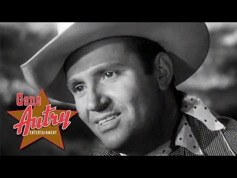 Gene Autry - Call of the Canyon (from Melody Ranch 1940)