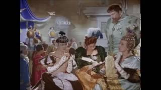 Золушка (Ленфильм, 1947). Проходите-проходите, здесь дует...
