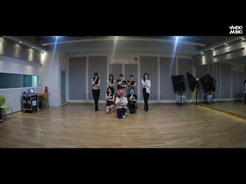 Weki Meki 위키미키 - Say My Name(Destiny's Child) & Rude Boy(Rihanna) DANCE PRACTICE