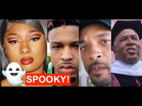 Megan Thee Stallion DENIES She Has Writers, August Alsina Will Smith Caught Up with Him,  Rob Smith