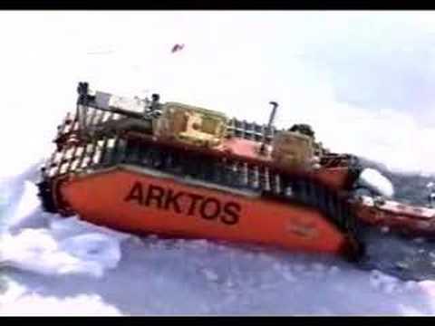 Overland to America Week 12 'Bering Straits Crossing'
