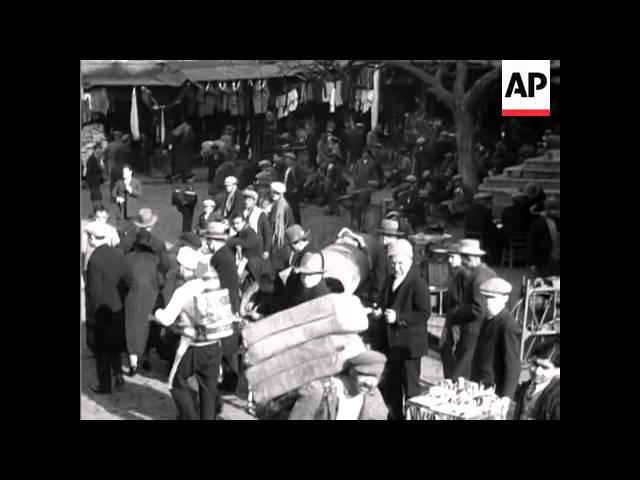 1931 Yılında İstanbul Nasıl Görünüyordu?