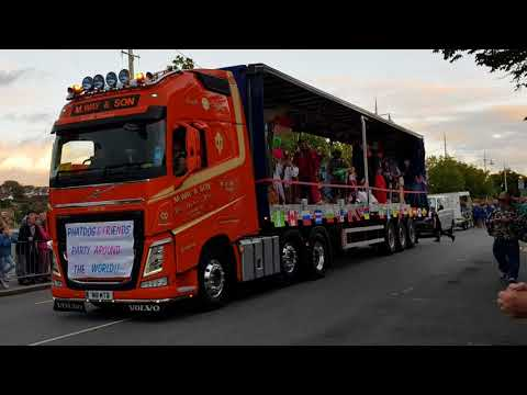 Bideford carnival part 1 2017