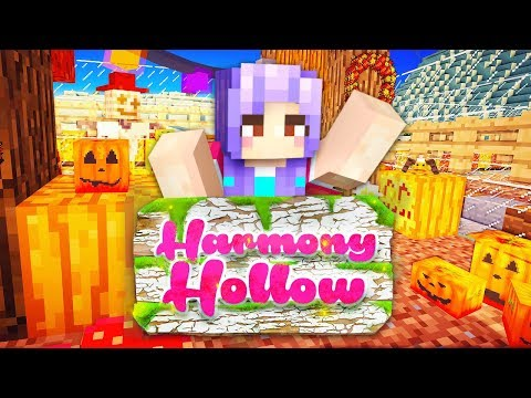 Minecraft: Harmony Hollow | Part 5 - KAWAII PUMPKIN PATCH