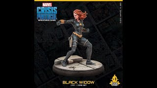 Black Widow Assembly