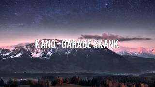 KANO - GARAGE SKANK FREESTYLE  | Non-Copyright