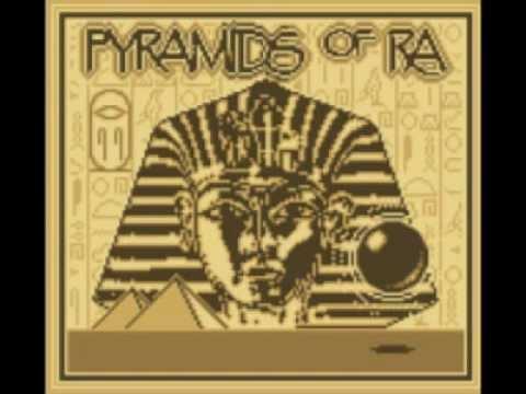 Pyramids of Ra - Game Boy gameplay