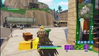 Clip fortnite pour ma 1er vidéo