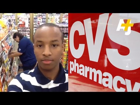 Shopping While Black: CVS Sued For Racial Profiling