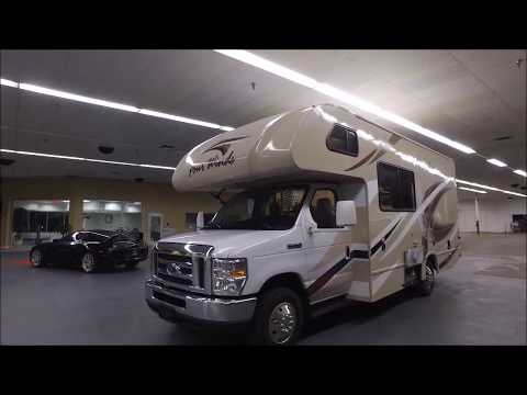 Purchasing A Pre Loved Four Winds Majestic 19g Built By Thor From Cruise America Funnydog Tv