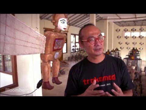 Indonesia's Fantastical Storyteller: Heri Dono | Brilliant Ideas Ep. 23