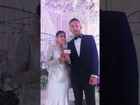 MC ALIB Emcee Wedding Dba & Sharin @ GlamHall Mercu Mustafa Kamal Damansara