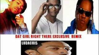 USHER - DAT GIRL RIGHT THERE  (REMIX) LUDA HURRICANE POTENCY