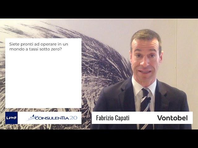 Consulentia 2020 - Fabrizio Capati (Vontobel)