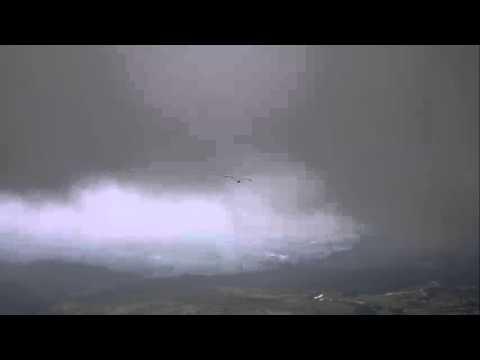 Despegue Ala Delta - Carlos P - 03.Nov.2013 - El Peñon - Valle de Bravo