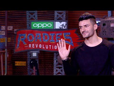 Roadies Revolution: Saqib