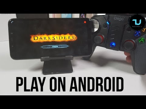 How To Play Darksiders On Android?Gameplay/Download Gloud/VPN App PS4 Games