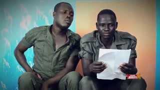 Laangande (la transition en exclusivité au Burkina Faso )