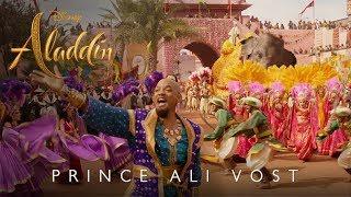 Aladdin (2019)   Clip : Prince Ali VOST   Disney BE
