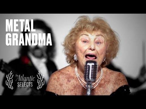 Death Metal Grandma Mp3