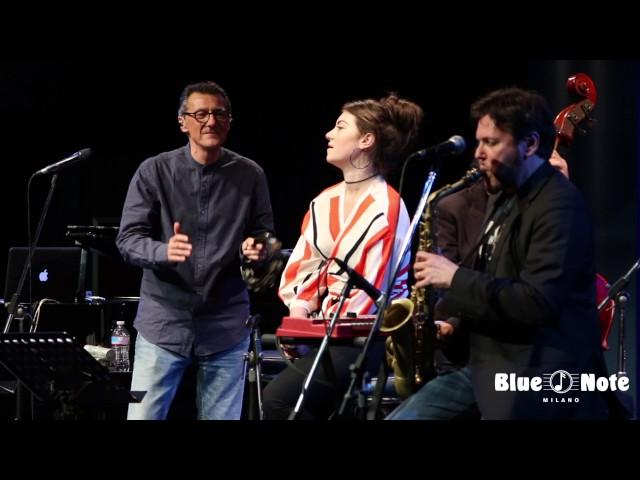 GeGé Telesforo - Jo Jo Step - Live @ Blue Note Milano