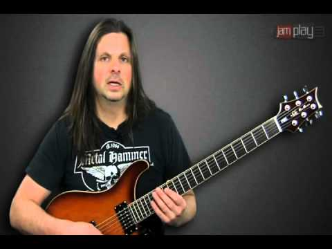 Staind How to play Outside Guitar Lesson With Mike Mushok