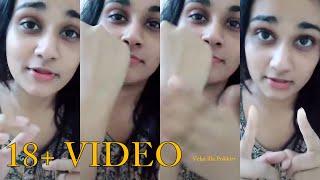 18+ கை அடிக்க சொல்லித்தரும் தமிழ் பெண் | Tamil Girls Bad Words Dubsmash TikTok