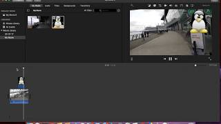 iMovie How to add Pictures over your Video - 2019