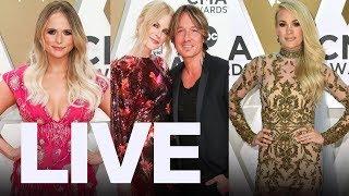 Cma Awards Red Carpet Fashion  Et Canada Live