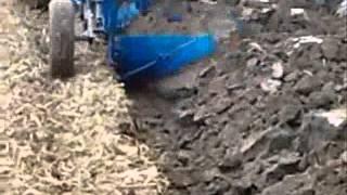 aratro bivomere agriblu