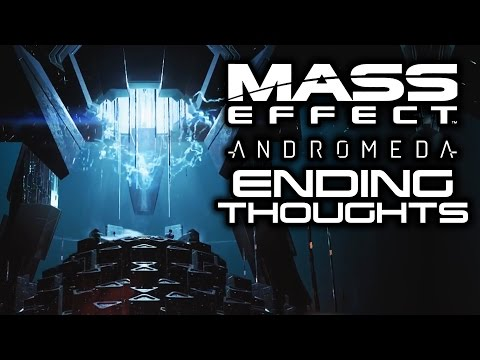 MASS EFFECT ANDROMEDA: My Thoughts on Andromeda's Ending! (Remnant, Meridian, Archon, and More!)