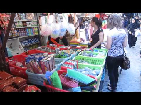 Algeria | Street Scenes in the Algiers' historic Casbah | Video # 4