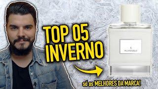 TOP 05 MELHORES PERFUMES DA NUANCIELO PARA O INVERNO - Perfeitos para os dias MAIS FRIOS !!