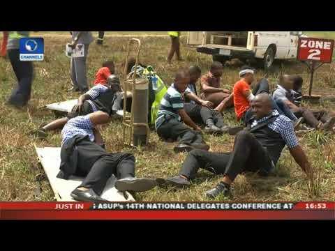Report On Mock Airport Response In Enugu |Aviation This Week|