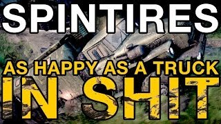 SPINTIRES Gameplay: As Happy as a Truck in Shit - VideoGamer