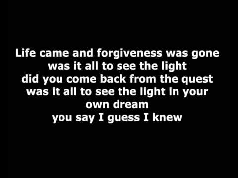 The Black Heart Procession - We Always knew lyrics